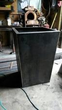 core 10 steel planter