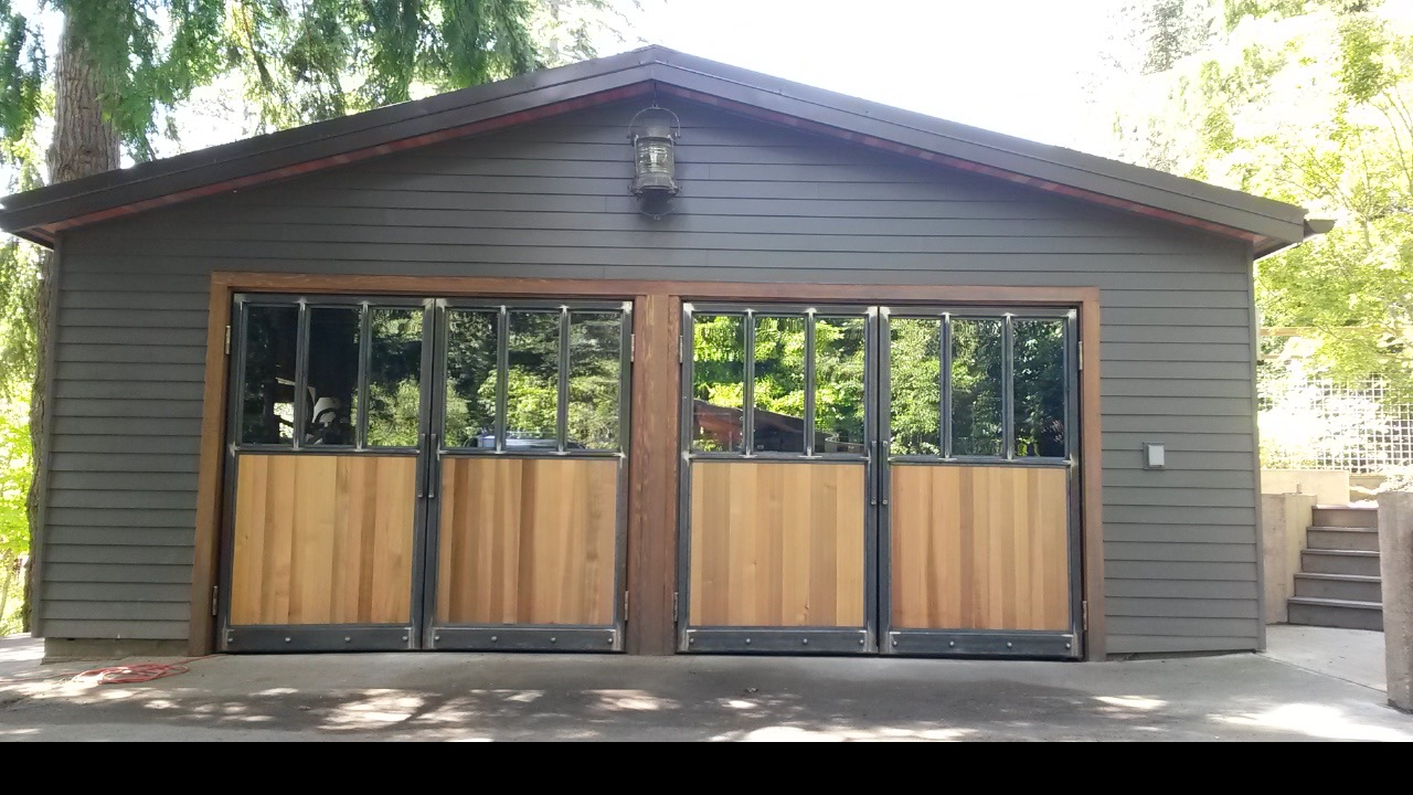 Carriage House Doors 2