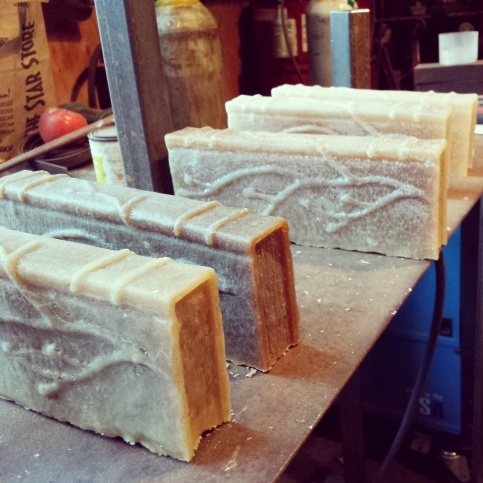 wax molds for bronze casting