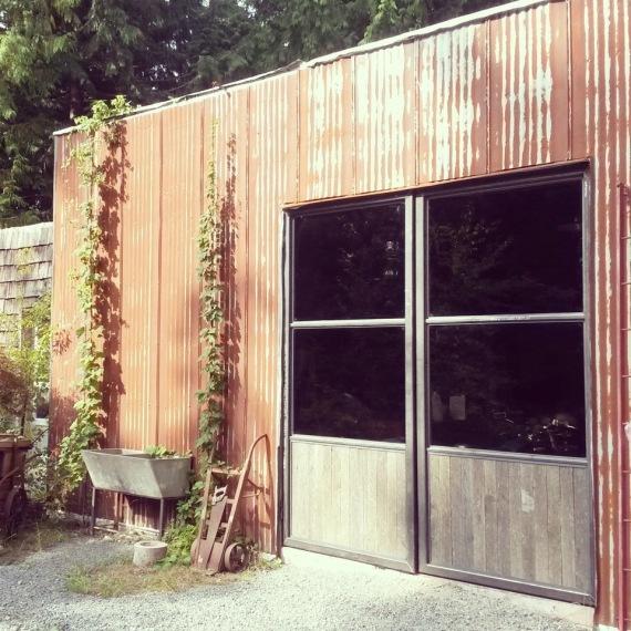 studio doors